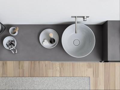 Rexa design for Zanutta arredo bagno