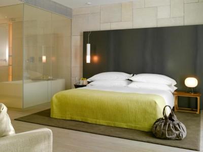 Rexa Design for Mamilla Hotel in Jerusalem