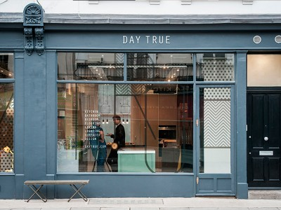 Design spaces — Day True, Londra