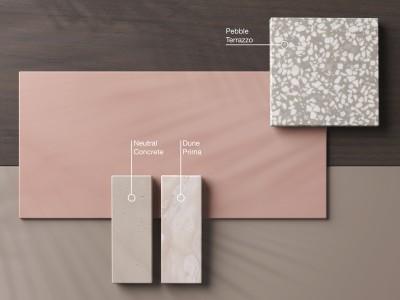 Material design — New Corian colors