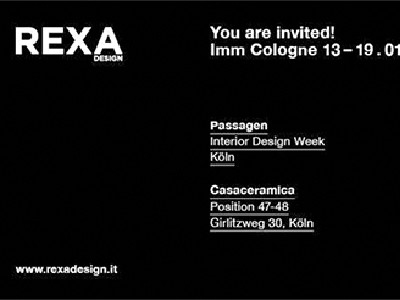 Rexa Design at Cologne